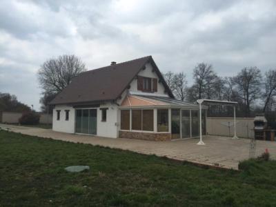 Maison a vendre Saint-Rémy-sur-Avre 28380 Eure-et-Loir 100 m2 4 pièces 258800 euros