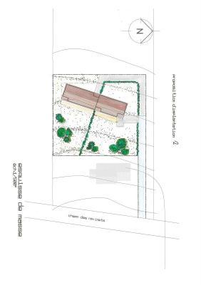 Terrain a batir a vendre Saint-Amour-Bellevue 71570 Saone-et-Loire 2190 m2  150000 euros