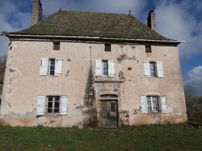 Maison a vendre Espinasse 15110 Cantal 160 m2 4 pièces 127200 euros