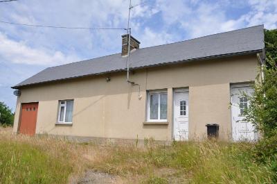 Maison a vendre Grandparigny 50600 Manche 65 m2 2 pièces 59080 euros