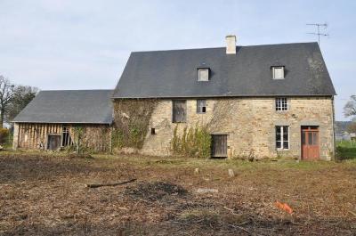 Maison a vendre Bion 50140 Manche  54290 euros
