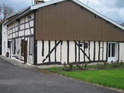 Maison a vendre Longeville-sur-la-Laines 52220 Haute-Marne 6 pièces 128000 euros