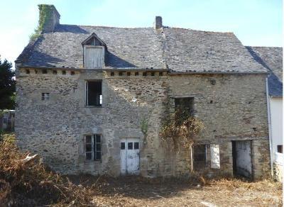 Maison a vendre Calorguen 22100 Cotes-d'Armor 125 m2 3 pièces 68900 euros