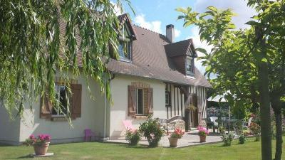 Maison a vendre Gonneville-sur-Honfleur 14600 Calvados 140 m2 5 pièces 333320 euros