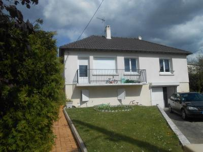 Maison a vendre Louviers 27400 Eure 68 m2 5 pièces 153000 euros