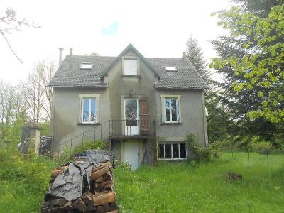 Maison a vendre Oradour 15260 Cantal 80 m2 5 pièces 57750 euros