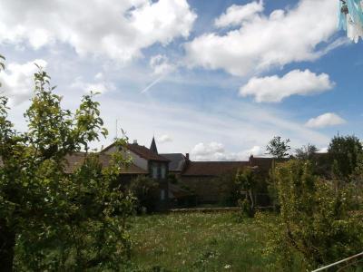 Maison a vendre Clavières 15320 Cantal 76 m2 4 pièces 95400 euros