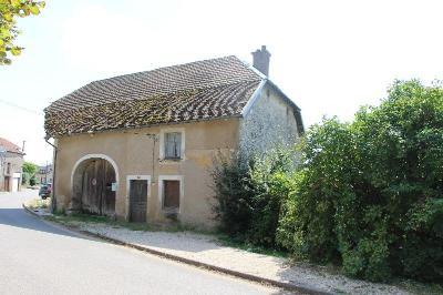 Maison a vendre Uzelle 25340 Doubs 4 pièces 42000 euros