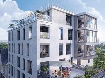 Appartement a vendre Rennes 35000 Ille-et-Vilaine 70 m2 3 pièces 362000 euros