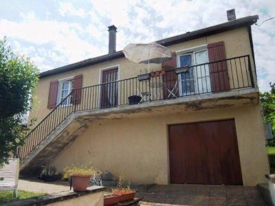 Maison a vendre Ussel 19200 Correze 81 m2 4 pièces 136000 euros