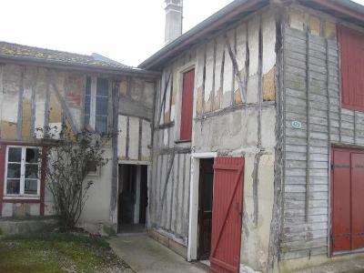 Maison a vendre Sainte-Marie-du-Lac-Nuisement 51290 Marne 5 pièces 62000 euros