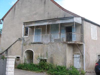 Maison a vendre Dracy-lès-Couches 71490 Saone-et-Loire 60 m2 3 pièces 44200 euros