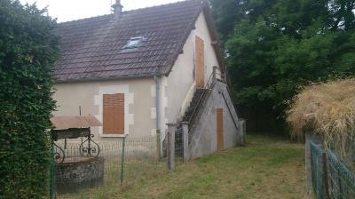 Maison a vendre Cuffy 18150 Cher 4 pièces 53000 euros