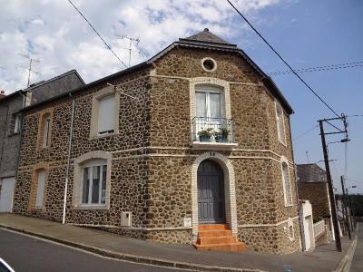 Maison a vendre Fougères 35300 Ille-et-Vilaine 112 m2 4 pièces 166151 euros