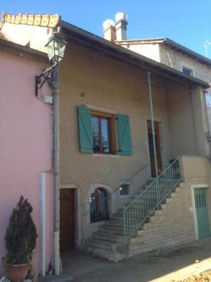 Immeuble de rapport a vendre Lugny 71260 Saone-et-Loire 110 m2  94320 euros