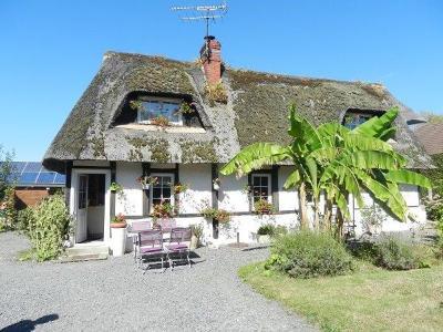 Maison a vendre Saint-Aubin-sur-Quillebeuf 27680 Eure 64 m2 2 pièces 135200 euros