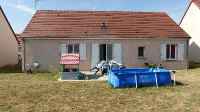 Location maison Montigny-le-Gannelon 28220 Eure-et-Loir 87 m2 4 pièces 620 euros