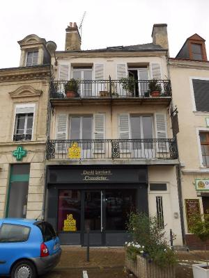 Location appartement Nogent-le-Rotrou 28400 Eure-et-Loir 49 m2 4 pièces 424 euros