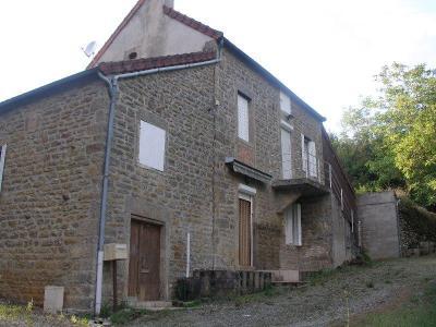 Maison a vendre Saint-Sernin-du-Plain 71510 Saone-et-Loire 75 m2  90100 euros