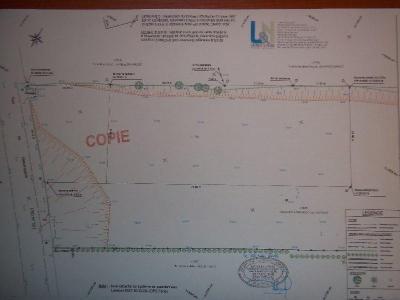 Terrain a batir a vendre Prisches 59550 Nord 2000 m2  31800 euros