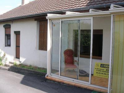Maison a vendre Couches 71490 Saone-et-Loire 75 m2 4 pièces 75000 euros
