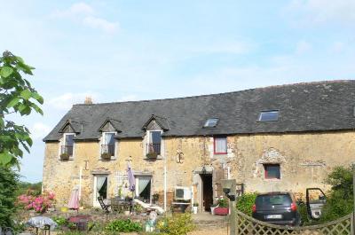 Maison a vendre Neuvillette-en-Charnie 72140 Sarthe 6 pièces 146280 euros
