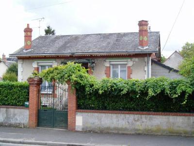 Maison a vendre Romorantin-Lanthenay 41200 Loir-et-Cher 65 m2 3 pièces 83900 euros
