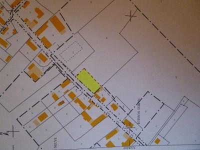 Terrain a batir a vendre Chennegy 10190 Aube 800 m2  15900 euros