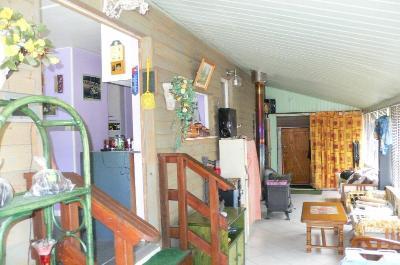 Terrains de loisirs bois etangs a vendre Tennie 72240 Sarthe 6300 m2  90100 euros
