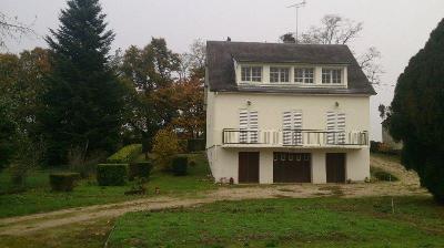 Maison a vendre La Guerche-sur-l'Aubois 18150 Cher 94 m2 4 pièces 90100 euros