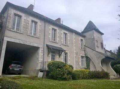 Maison a vendre Pellevoisin 36180 Indre 280 m2 10 pièces 197000 euros