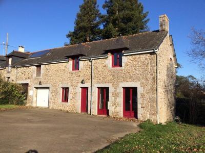 Location maison Romagné 35133 Ille-et-Vilaine 96 m2 4 pièces 650 euros