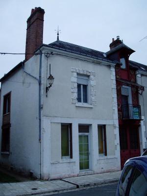 Maison a vendre Romorantin-Lanthenay 41200 Loir-et-Cher 5 pièces 122500 euros
