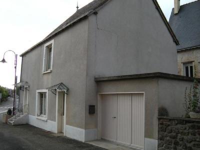 Maison a vendre Ballée 53340 Mayenne 86 m2 4 pièces 52872 euros