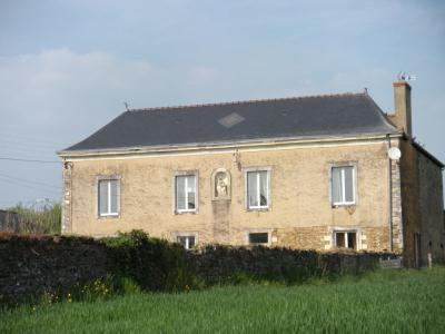 Maison a vendre Ballée 53340 Mayenne 240 m2 8 pièces 166172 euros