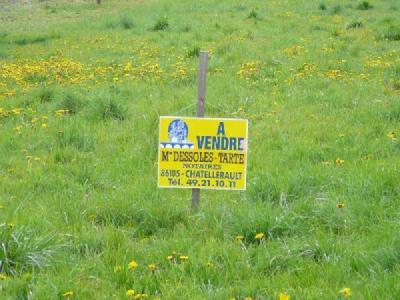 Terrain a batir a vendre Saint-Gervais-les-Trois-Clochers 86230 Vienne 1 m2  23315 euros
