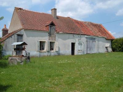 Maison a vendre Condé 36100 Indre 3 pièces 52872 euros