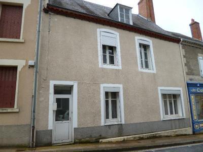 Maison a vendre Aigurande 36140 Indre 10 pièces 135272 euros