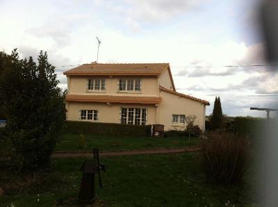 Maison a vendre Sainte-Radegonde 79100 Deux-Sevres 118 m2 6 pièces 140422 euros