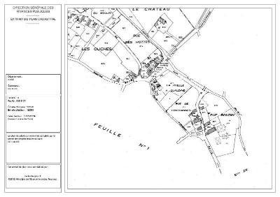 Terrain a batir a vendre Avreuil 10130 Aube 3192 m2  41700 euros
