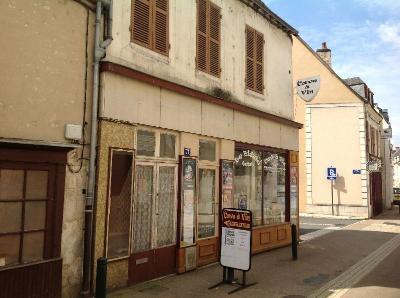 Immeuble de rapport a vendre Saint-Gaultier 36800 Indre 112 m2  73472 euros