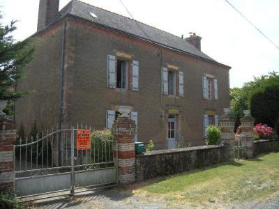 Maison a vendre Saint-Brice 53290 Mayenne 167 m2 7 pièces 156600 euros