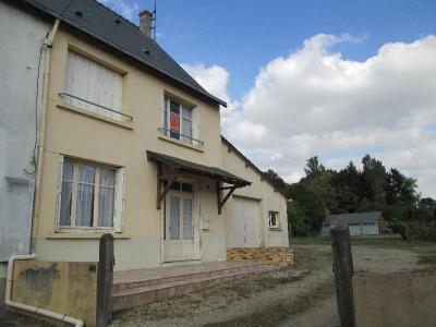 Maison a vendre Saint-Brice 53290 Mayenne 81 m2 3 pièces 78622 euros