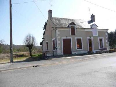 Maison a vendre Farges-Allichamps 18200 Cher 68 m2 2 pièces 37100 euros