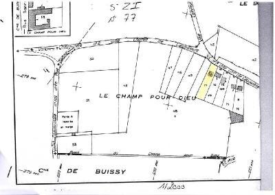 Terrain a batir a vendre Baralle 62860 Pas-de-Calais 1463 m2  63520 euros