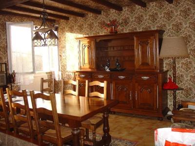 Maison a vendre Gond-Pontouvre 16160 Charente 6 pièces 63200 euros