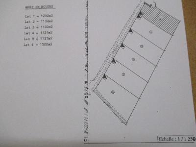 Terrain a batir a vendre Grez-en-Bouère 53290 Mayenne  39750 euros