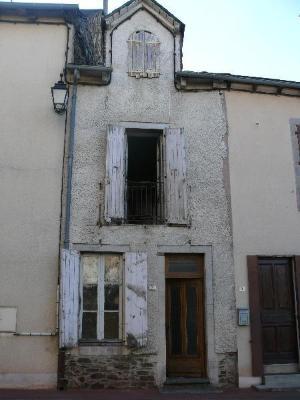 Maison a vendre Naucelle 12800 Aveyron 70 m2 3 pièces 27500 euros