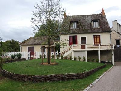 Maison a vendre Verneuil-en-Bourbonnais 03500 Allier 100 m2 6 pièces 54000 euros