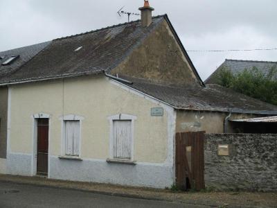 Maison a vendre Bouère 53290 Mayenne 51 m2 3 pièces 31800 euros